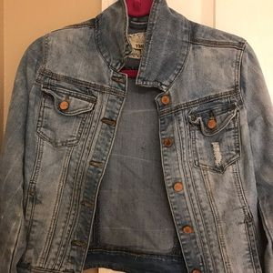 GYI Jean Jacket Gently Use Winter Essential